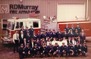 RDMurray Fire Apparatus 1989