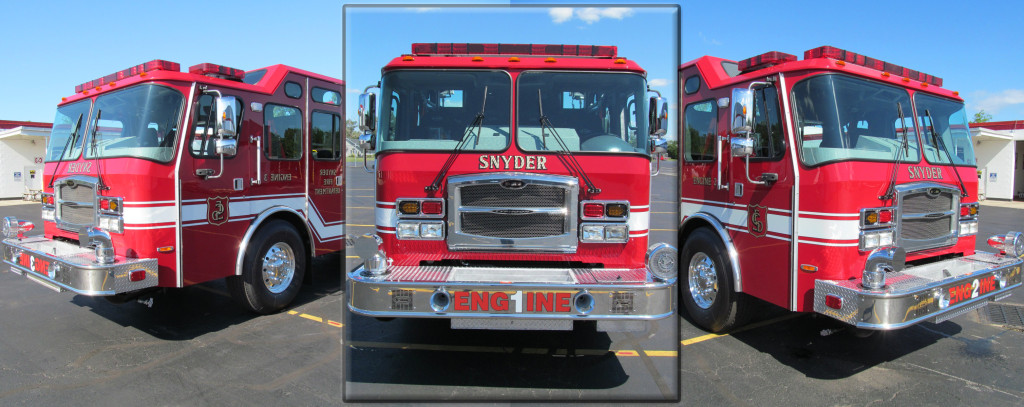 E-ONE Stainless Pumpers