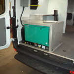 Mercedes 2500 Sprinter - Medical Needle Exchange Vehicle